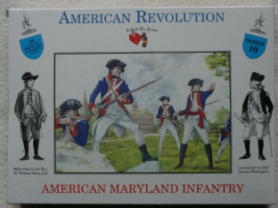 A Call To Arms 1/32 CAL3210 American Maryland Infantry (AWI)